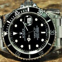 Rolex Submariner Date 16610T SEL Bracelet and engraved rehaut