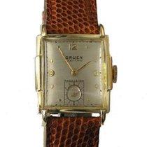 Gruen vintage Veri Thin Precision Handaufzuguhr ca.1945