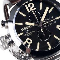 U-Boat Classico 50 mm Tungsten 7432 Automatik Chrono