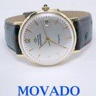Movado 18k KINGMATIC CHRONOMETER Automatic Watch 1960s Cal.1538