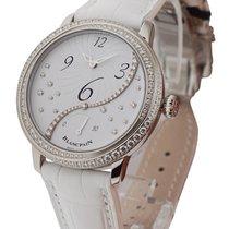 Blancpain 3650a-4528-55b Off Centered Hour Retrograde Seconds...