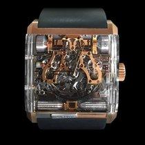 Christophe Claret Guy Ellia Zephyr Crystal & 18k Rose Gold...