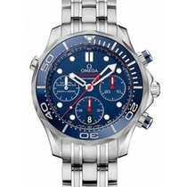 Omega 212.30.44.50.03.001 Seamaster Diver 300M Co-Axial...