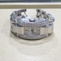 Chopard La Strada 18k White Gold Factory Set Diamonds