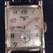 Gruen 21 Precision 10K Gold Filled vintage 1930's Serviced