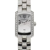 Baume & Mercier Hampton Milleis Mini Lady Quartz Silver...