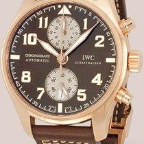IWC Pilot's Chronograph · Antoine de Saint Exupéry IW387805