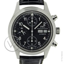 IWC Pilot Flieger Chronograph Automatic - Full Set