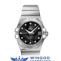Omega Constellation Co-Axial 38 MM Ref. 123.10.38.21.51.001
