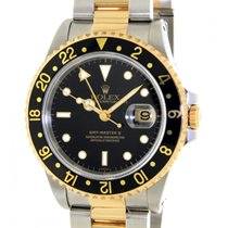 Rolex Gmt II 16713 Steel, Yellow Gold, 40mm