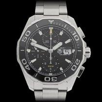 TAG Heuer Aquaracer Stainless Steel Gents CAY211A.BA0927