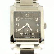 Baume & Mercier Hampton Grey steel bracelet
