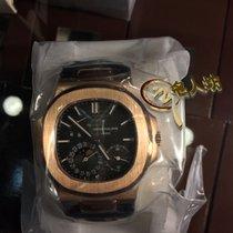 Patek Philippe [NEW] 5712R Nautilus Rose Gold Power Reserve...