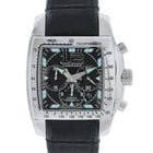 Chopard Two O Ten Stainless Steel on Leather Watch