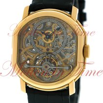 "Daniel Roth Tourbillon ""Double Face"", Skeleton Dial -..."