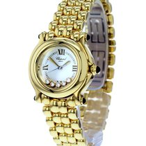 Chopard 18ct Yellow Gold Happy Sport
