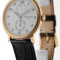 Patek Philippe Travel Time 5034 18K Yellow Gold Mens Watch...