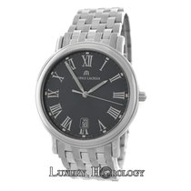 Maurice Lacroix Maurice Les Classiques LC1017-SS002-210 Steel...