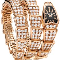 Bulgari Serpenti Jewelery Scaglie 26mm  spp26bgd1gd2.2t