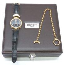 Bovet Amadeo Fleurier 43mm AF43003 18K Rose Gold Men's Watch