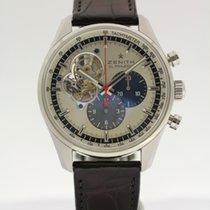 Zenith El Primero Chronomaster 1969 Open LIKE NEW B+P