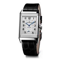 Jaeger-LeCoultre Reverso Duoface Automatic GMT Date Mens watch...
