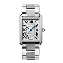Cartier Tank Solo Automatic Mens Watch Ref w5200028