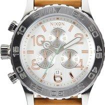 Nixon 42-20 Chrono Leather A424-1603 Herrenchronograph Design...