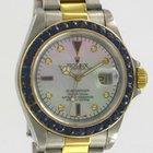 Rolex Submariner Date Gold/Steel/ MOP Dial