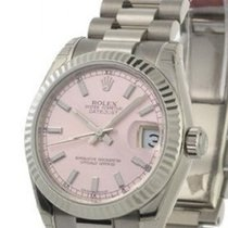 Rolex Datejust, Ref. 178279 - rosa Index ZB/ Präsidentband