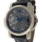 Ulysse Nardin +/- GMT Perpetual Calendar 42MM Automatic Watch...