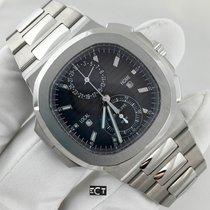 Patek Philippe Nautilus Travel Time Chronograph  NEW UNWORN....