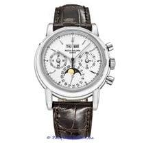 Patek Philippe Perpetual Calendar Chronograph 3970G Pre-Owned