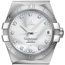 Omega Constellation Co-Axial Automatic 38mm 123.10.38.21.52.001