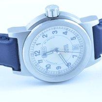 Oris Bc3 Herren Uhr Automatik Stahl/stahl Day Date 39mm Ref. 7500
