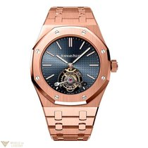 Audemars Piguet Royal Oak Tourbillon 18K Rose Gold Men's...