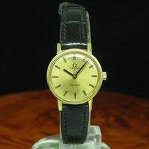 Omega Geneve 18kt 750 Gold Handaufzug Damenuhr / Ref 511.457 /...