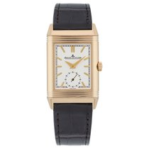 Jaeger-LeCoultre Reverso Tribute Duoface Pink Gold