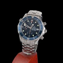 Omega Seamaster Professional 300m Chrono Diver Automatic