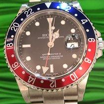 Rolex GMT - Master II Ref. 16710 Pepsi LC100 Box/Papiere/...