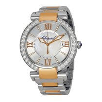 Chopard Imperiale Steel and Rose Gold Automatic Unisex Watch...