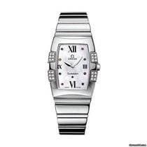 Omega 1586.79.00 Constellation Quadra Quartz Ladies' Watch