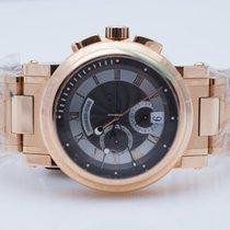 Breguet Marine Chronograph Rose Gold Bracelet 5827BR