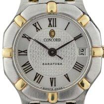 Concord Saratoga Two Tone Quartz Ladies Watch