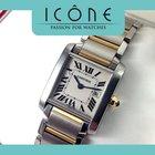 Cartier TANK FRANCAISE MIDSIZE 2465