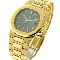 Patek Philippe 3800/1J Yellow Gold Nautilus - Mens Size - Ref...