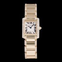 Cartier Tank Francaise Lady Ref. 2385 (CV0146)