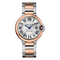 Cartier Ballon Bleu  Ladies Watch Ref W2BB0003