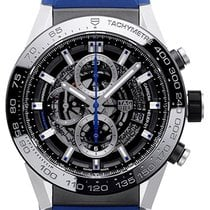 TAG Heuer Carrera Heuer 01 Automatik Chronograph CAR2A1T.FT605...