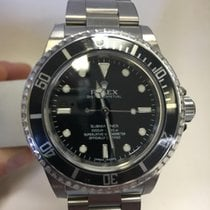 Rolex Submariner 14060M CARD NOS FULL SET